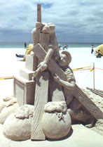 Sand Sculpture Contests